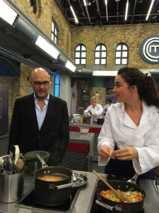 Gregg Wallace is a live wire